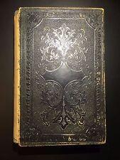 Farmer's Every-Day Book, Rev. John L. Blake, 1856, Illustrated, Rare