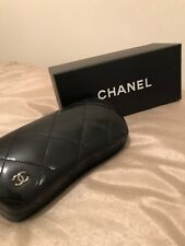 Chanel Sunglasses Leather Case And Box Great Condition!
