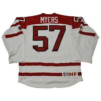 Team Canada Jersey Tyler Myers of the Sabres / Winnipeg Jets / Vancouver Canucks
