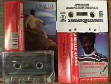 Larnele Harris x 2 I've Just Seen Jesus & The Father Hath Provided tested tapes