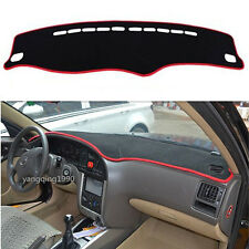 Car Dashboard Dash Mat DashMat Sun Cover Pad Red For Hyundai Elantra 2000 - 2006