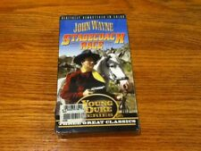 NEW WESTERN VHS! STAGECOACH RACE BANDITS OF THE BADLANDS, THE DRIFTER John Wayne