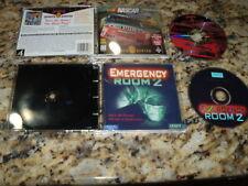 Nascar Racing (PC, 1998) & Emergency Room 2 (PC, 1999) Games