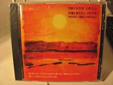 cd new, Edvard Grieg, Holberg Suite, BIS