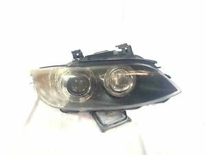 2007-2010 BMW 335I Headlamp Assembly Right For Parts *See Description*