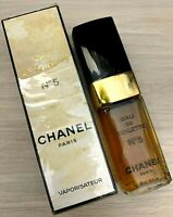 Chanel no 5 Eau De Toilette 100 ml / 3.4 fl. oz. Vintage Rare