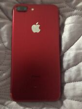 Apple iPhone 7 Plus (PRODUCT)RED - 128GB - (Unlocked) AU Stock MINT CONDITION