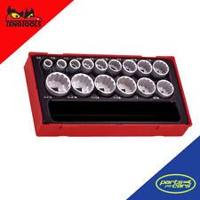 TT1215AF - Teng Tools - 15 Piece 1/2 Inch Drive Socket Set