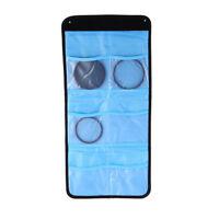 Lens Filter Wallet Protector Case Camera Filter Wallet Lens Pouch  Adapter Ring