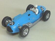 El RTR 1965 estilo Nº Imp #5 en Blanco/Azul 1.32 ranura de coche