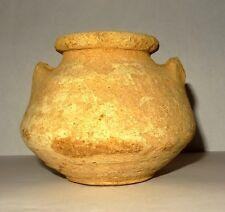 VASE AGE DU BRONZE - JORDANIE 1000 BC - ANCIENT BRONZE AGE JORDAN POTTERY URN