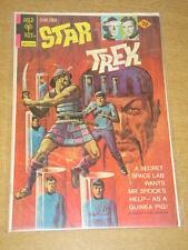 STAR TREK #26 FN (6.0) GOLD KEY COMICS SEPTEMBER 1974