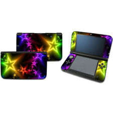 Cool Colors Stars 17 Decal Sticker Cover For original Nintendo 3DS XL LL Skins
