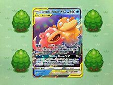Pokemon - Slowpoke & Psyduck GX - 35/236 - SM Unified Minds - Half Art