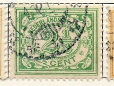 Dutch Indies 1912 Early Issue Fine Used 2.5c. 099214