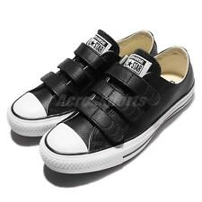 a4aab0887ff8 Converse Chuck Taylor All Star V3 Leather Black White Mens Casual Shoes  103838 8.5