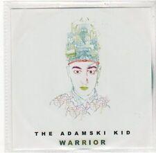 (DK921) The Adamski Kid, Warrior - 2012 DJ CD