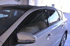 Toyota Corolla 2014+ Hatchback AURIS window visor sun guard rain deflector vent