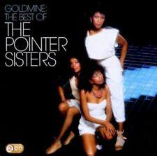 Goldmine: The Best of The Pointer Sisters (Doppel-CD) von The Pointer Sisters (2012)