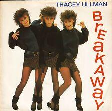 """TRACEY ULLMAN breakaway/dancing in the dark BUY 168 uk stiff 7"""" PS EX/EX"""