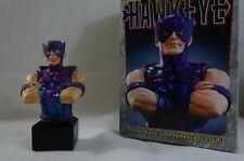 "MARVEL mini-bust HAWKEYE n°883/5000 BOWEN designs Avengers 2000 Statue 5,5"" 14cm"