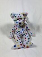 TY 2K the Bear. Y2K TY Beanie Baby WITH ERRORS