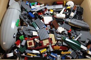 10,2 KG LEGO gemischte Kiloware Sammlung Bausteine
