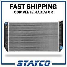 4.6 //5.4L V8 STAYCO 2165 2Row Radiator For1997-2003 Ford F-150 4.2