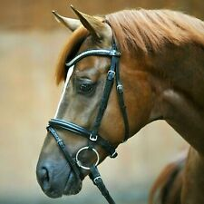 Cottage Craft Silver Clincher Browband