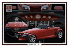 2001 01 Plymouth Prowler Poster Print