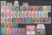 CP7466/ GERMANY REICH – 1923 / 1932 MINT SEMI MODERN LOT – CV 685 $