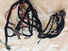 NORTON  COMMANDO NEW LUCAS WIRE HARNESS 1971 TO 1974 WITH POWER TAKE OFF INC