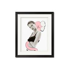 Supreme x Bendy x Kate Moss Urban Street 27x36 Poster Print 0031