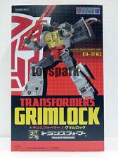 FEWTURE EX GOKIN Transformers EX-TF02 GRIMLOCK G1 Autobot Diecast action figure