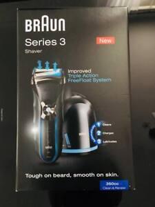 Braun Series 3-350CC System Huge Saving brand new SALE !!!