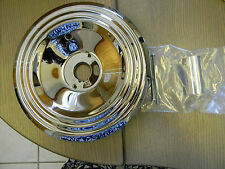Newport Trim Plate for Moen Valve Chrome 225/26x01 Shower Trim plate ( B24)
