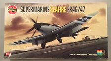 Airfix 1:48 Supermarine Seafire FR46/47 Plastic Model Kit #07106