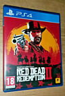 RED DEAD REDEMPTION 2 II VERSION FRANCAISE PS4