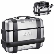 Black GIVI Motorcycle Saddlebags & Panniers