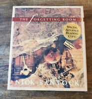 NM SIGNED The Forgetting Room by Nick Bantock (1997) Hardcover Book Autographed