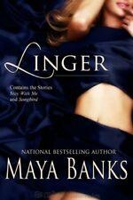 Linger By Maya Banks