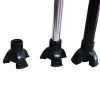 Walking Stick Cane Crutch Pad Rubber Heavy Duty Ferrule End Bottom 19mm Useful