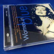 BLUE NOTE RECORDS VA: Women In Blue EXTREMELY RARE 1997 AUSTRALIAN PROMO CD