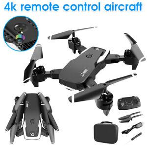 2021 Faltbar Drohne mit 4K HD Kamera FPV WIFi Mini Selfie RC Quadcopter Drone