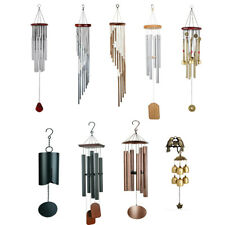 Multi-Tubes Large Windchime Chapel Bells Wind Chimes Door Hanging Home Decor