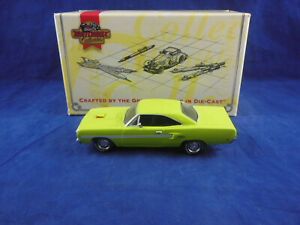 Matchbox Collectibles YMC07 1970 Plymouth GTX in Lime Green 1:43 Scale
