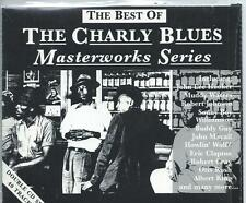 double / 2 cd ALBUM - best of charly blues - masterwork series