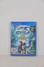 NEW PSV PS Vita YS VIII 8 : Lacrimosa of Dana (HK Chinese) + DLC