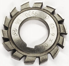 DISCHI per Fresa HSS 50X6mm DADO Alesatore 14Z METALLICA NUOVA s10367.21