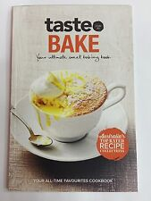 Taste A5 mini cookbook - Bake